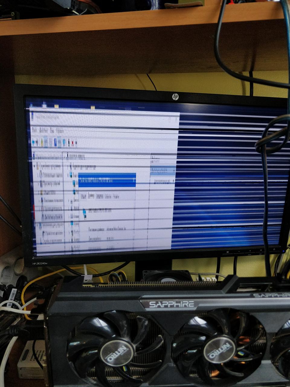 ремонт, реболл, замена видеочипа, RX 470, RX 480, RX 570, RX 580, GTX 1060, GTX 1070, GTX 1080, GTX 1080 Ti